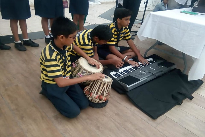 Gujarat Public School-Music