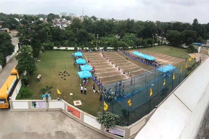 Gujarat Public School-PlayGround