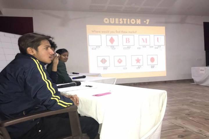 Gujarat Public School-Quiz