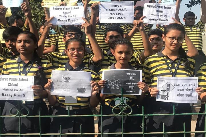 Gujarat Public School-Rally