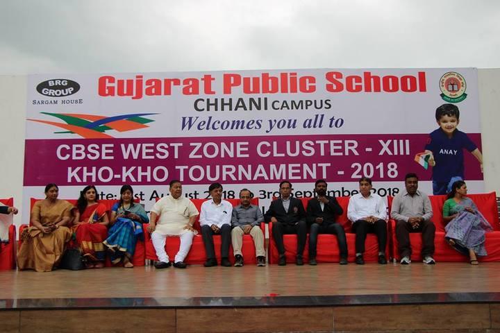 Gujarat Public School-Tournament