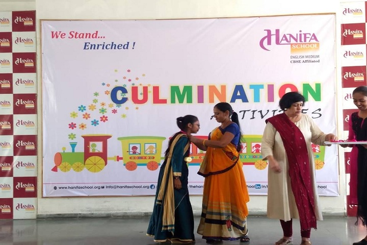 Hanifa School-Culmination Activities