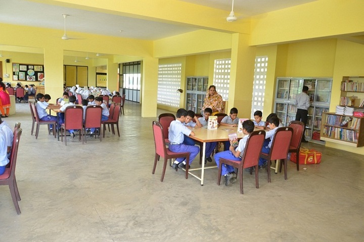 Hanifa School-Library