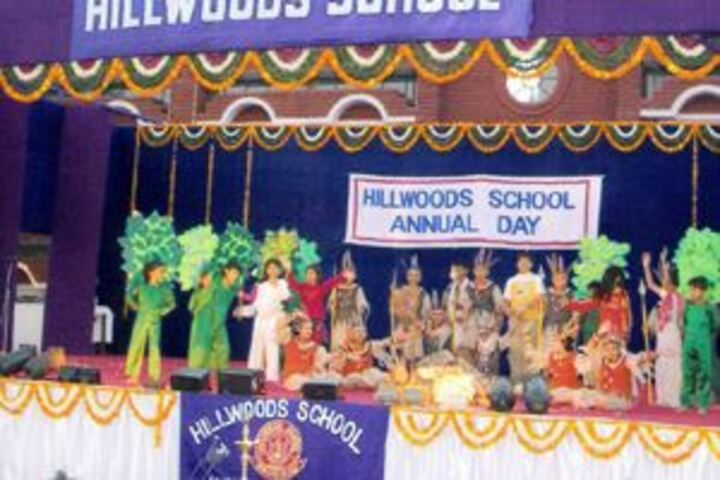 Hill Woods School-Annual Day
