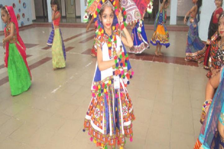Hills High School-Navaratri Celebrations