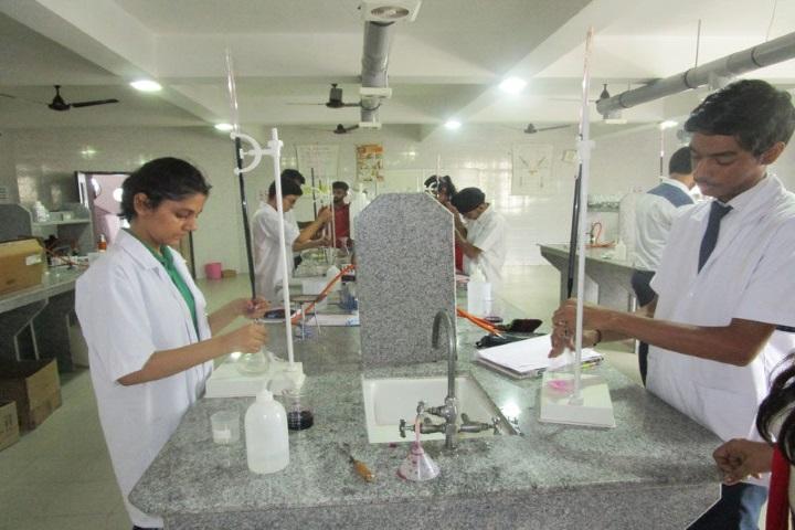 Hills High School-Chemistry Lab