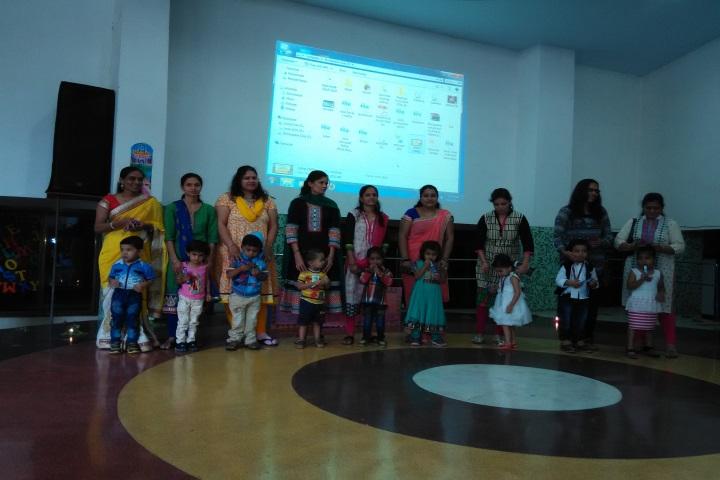 IDP School-Mothers Day Celebrations