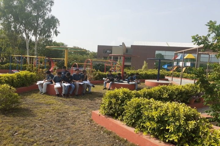 Innovative International School-Campus Infrastructure
