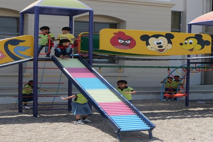 J  P MODI SCHOOL-Kids PlayArea