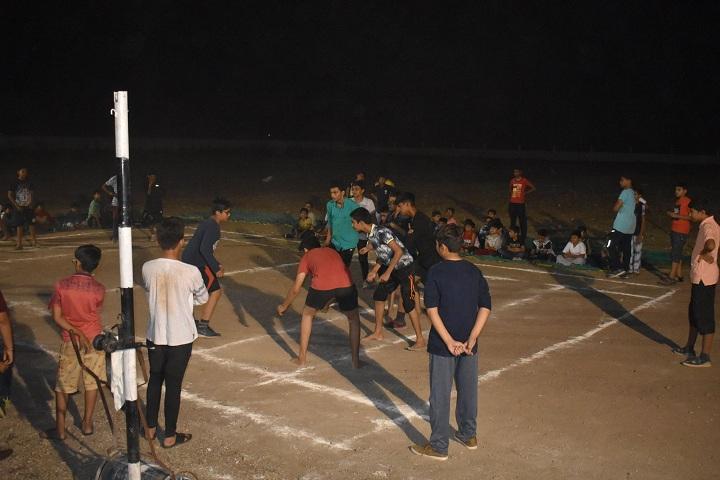 J  P MODI SCHOOL-Sports