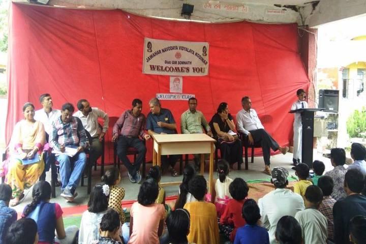 Jawahar Navodaya Vidayalaya-Event