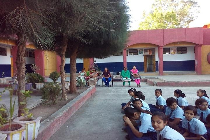 Jawahar Navodaya Vidayalaya-School View