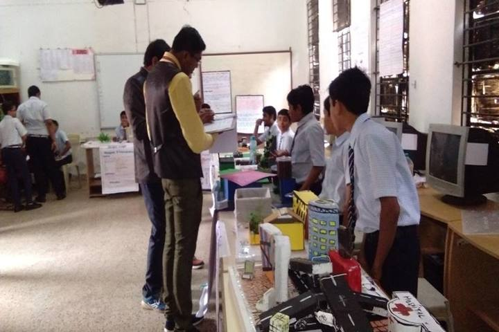 Jawahar Navodaya Vidayalaya-Science Exhibiton