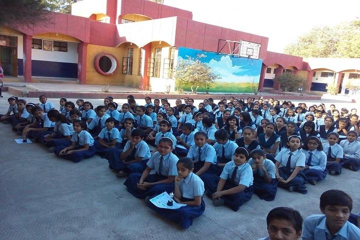 Jawahar Navodaya Vidayalaya-Students