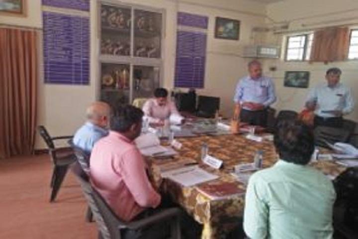 Jawahar Navodaya Vidayalaya-StaffRoom