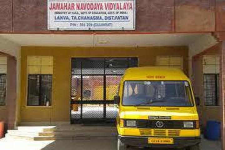 Jawahar Navodaya Vidyalya School-Bus