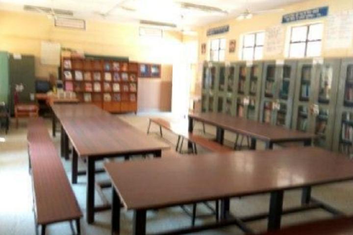 Jawahar Navodaya Vidyalya School-Library