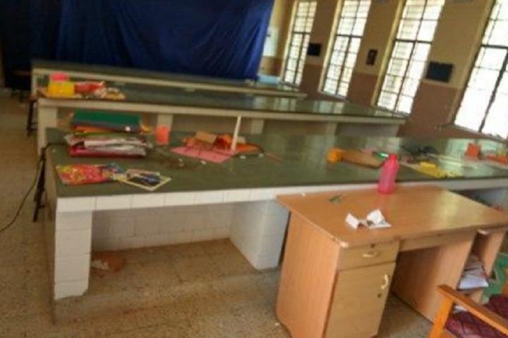 Jawahar Navodaya Vidyalya School-Physic Lab