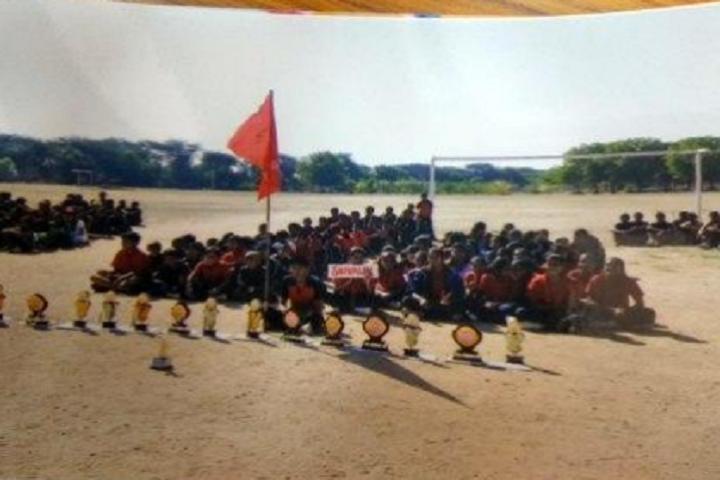 Jawahar Navodaya Vidyalya School-Play Ground