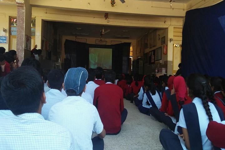 Jawahar Navodaya Vidyalaya School-Motivational Speech