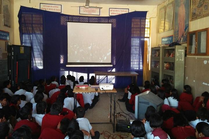 Jawahar Navodaya Vidyalaya School-Smart Class