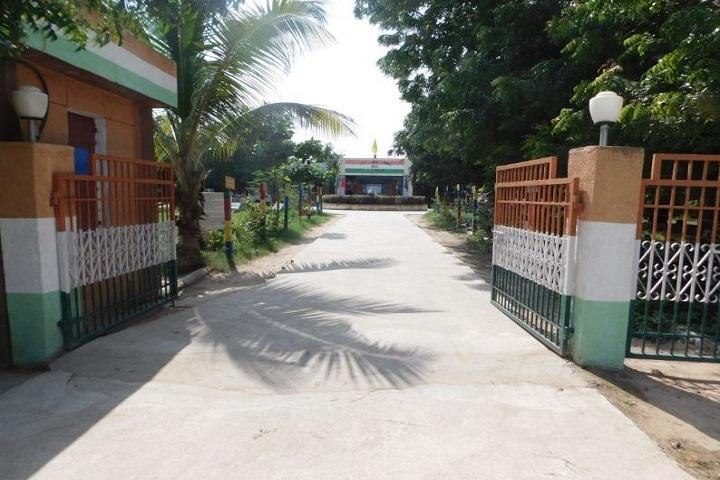 JAWAHAR NAVODAYA VIDYALAYA-School Entrance