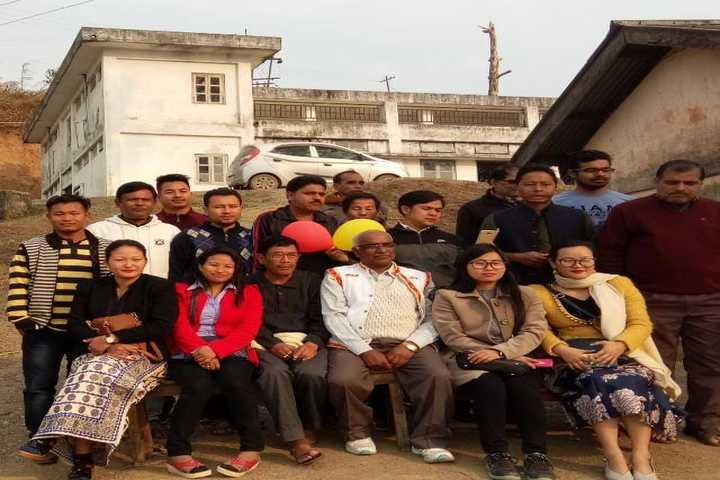 Government Higher Secondary School Longding-Educational Tour