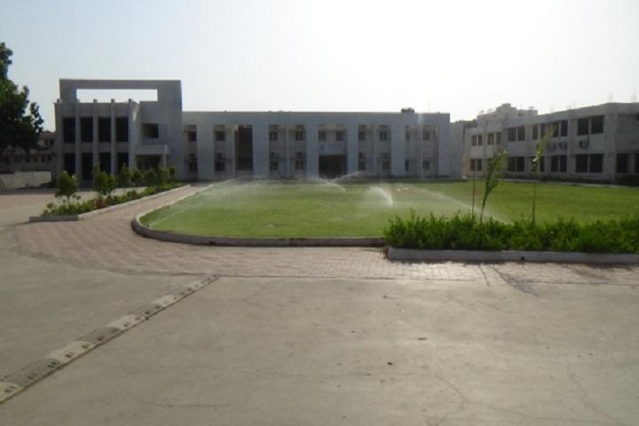 Jay Ambe International School-Campus View