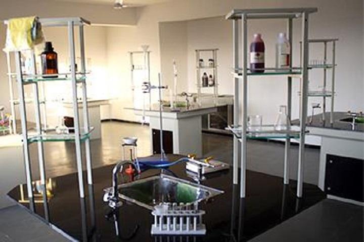 Jay Ambe International School-Chemistry Lab