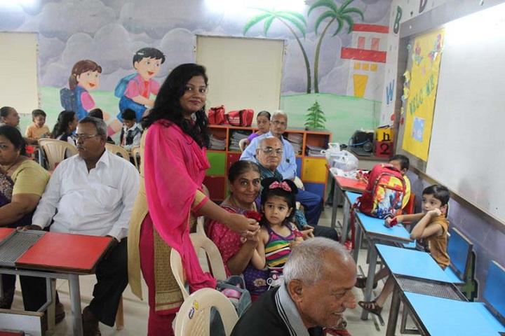 Jay Ambe International School-Grand Parents Day Celebration