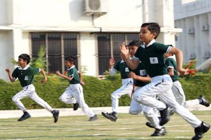 Jay Ambe International School-Sports