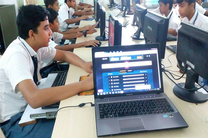 Jay International School-Computer Lab