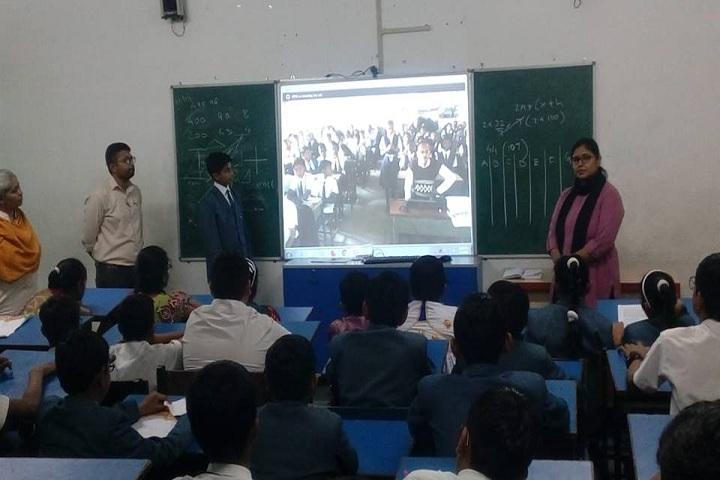 Jay International School-Digital Classroom