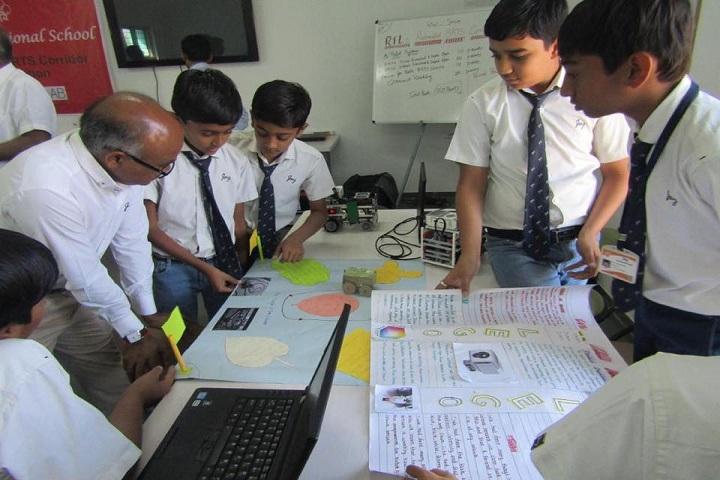 Jay International School-Project Workshop