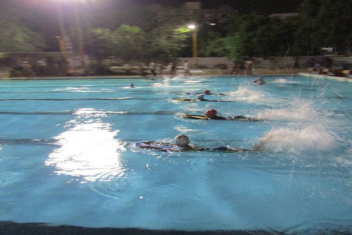 Jay International School-Swimming Pool