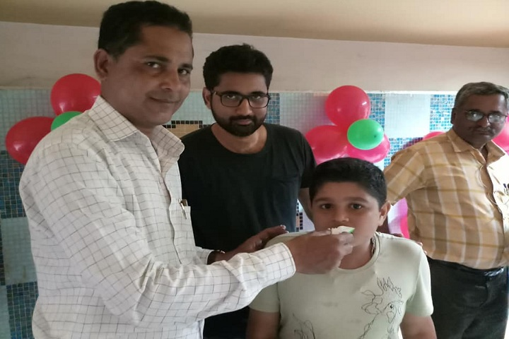 JBDiamonds and KARP Impex Vidya Sankul-Birthday Celebrations