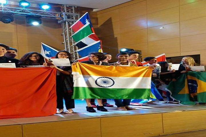 K G Dholakiya School-Independence Day Celebrations