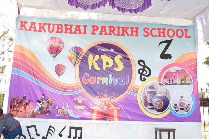 Kakubhai Parikh school-KPS Carnival