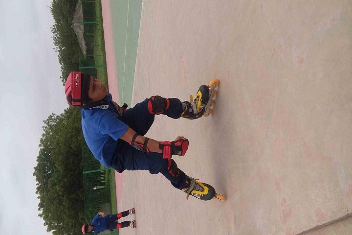 Kakubhai Parikh school-Sports games