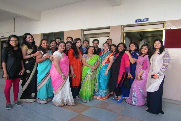 Kakubhai Parikh school-Teachers Day Celebrations