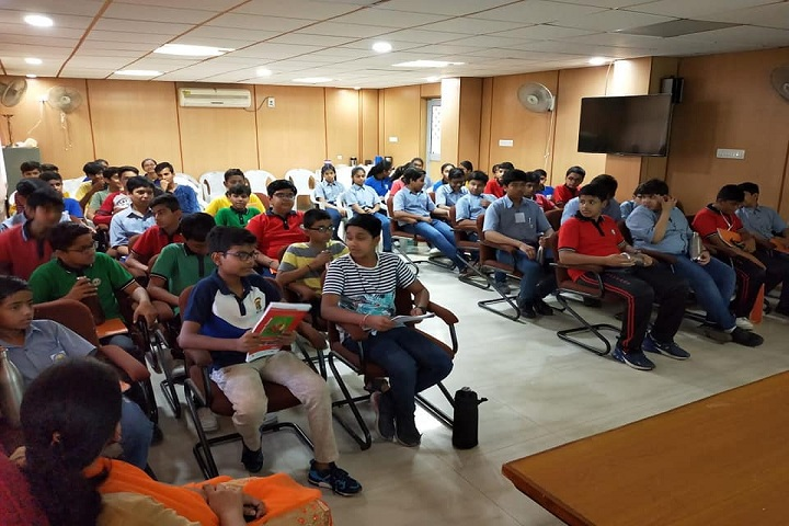 Kameshwar International School-Orientation Class