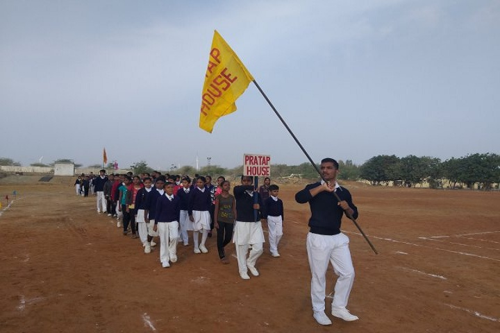 Kamala Rani Sanghi Public School-Annual Sports Meet