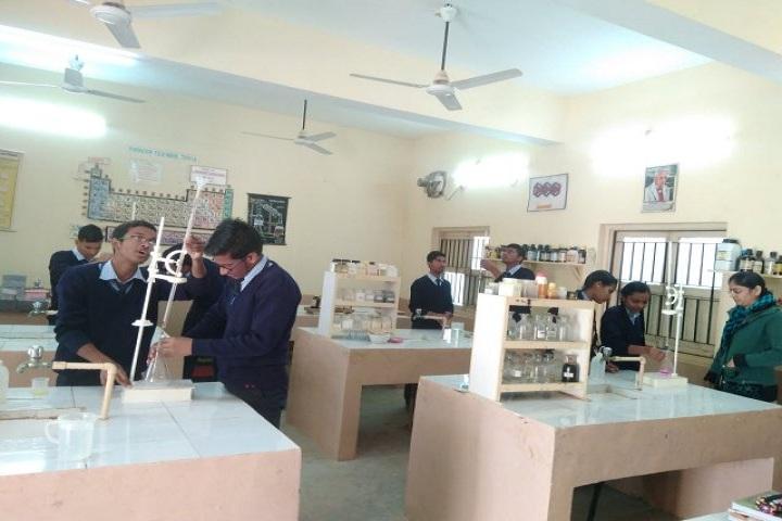 Kamala Rani Sanghi Public School-Chemistry Lab