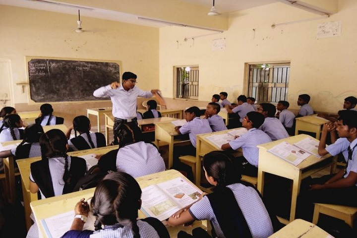 Kamala Rani Sanghi Public School-Classroom