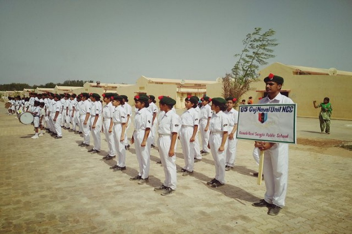 Kamala Rani Sanghi Public School-NCC Activity