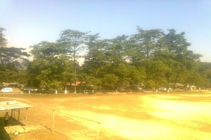 Government Higher Secondary School-Play Area