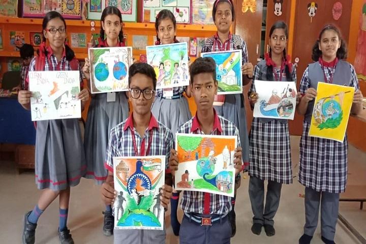 Kendriya Vidyalaya-Art Education