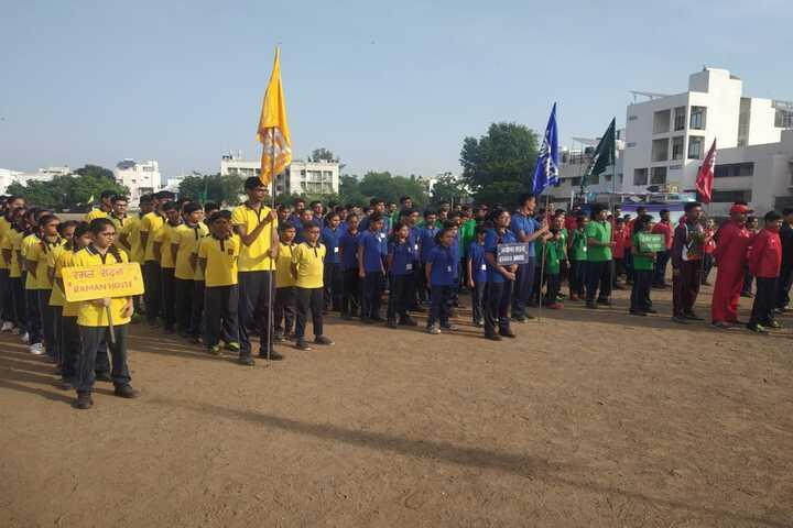 Kendriya Vidyalaya-Fit India Movement
