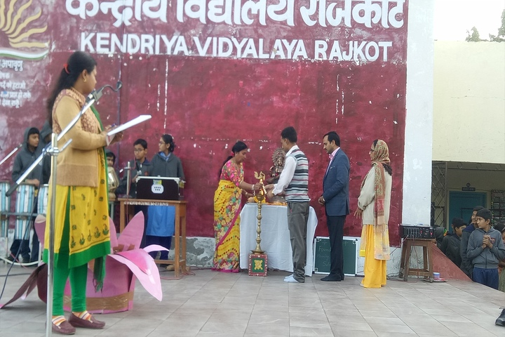 Kendriya Vidyalaya-Vasant Panchmi