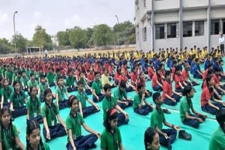 Kendriya Vidyalaya No 3-Yoga